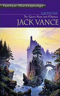 Jack Vance, Lyonesse II and III: The Green Pearl and Madouc ...