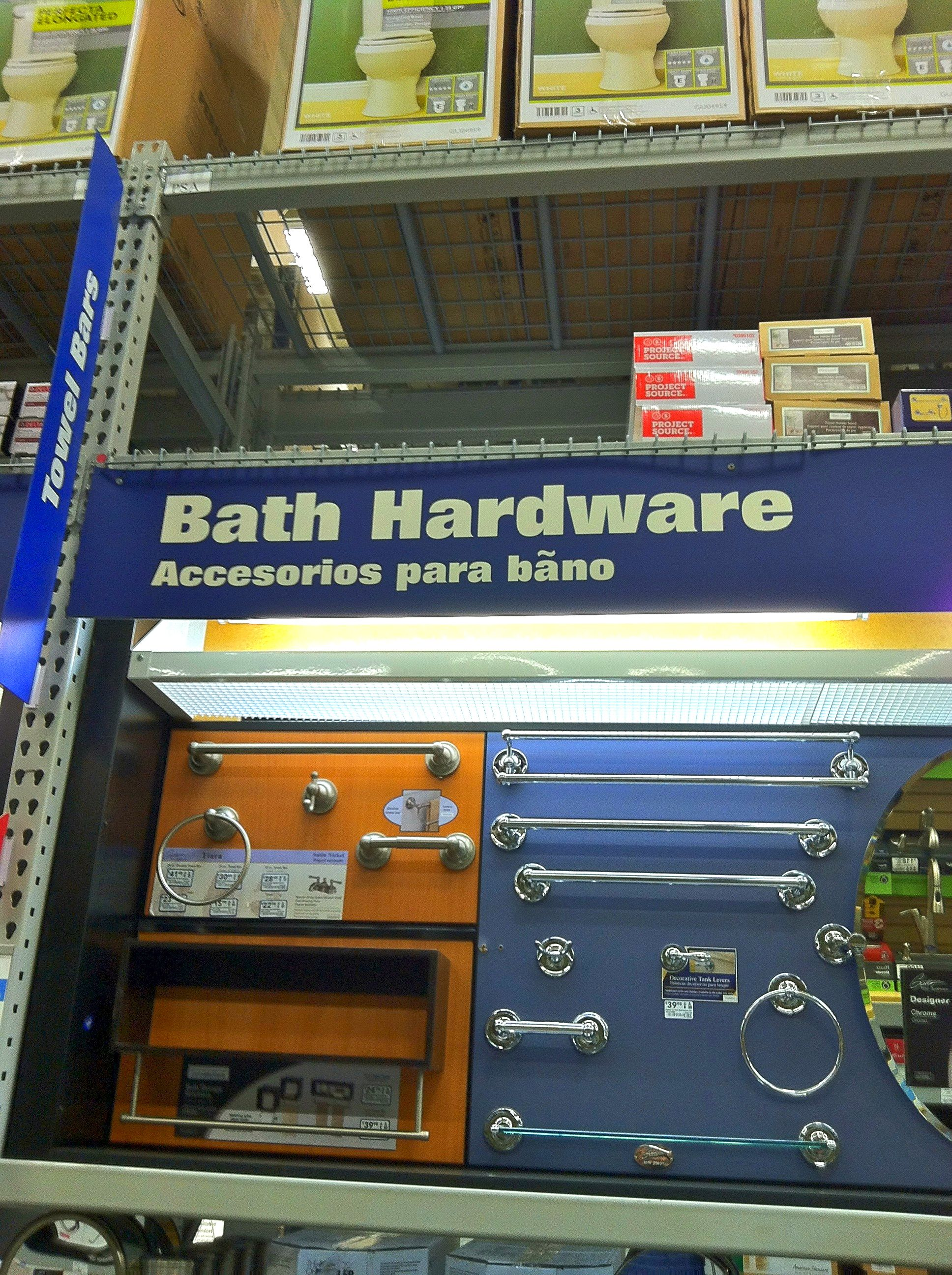 It Is Especially Egregious When A Hardware Store, Such As Loweu0027s, Does This  In An Attempt To Attract Spanish Speaking Customers.